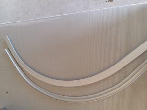 радиусный алюминиевый профиль