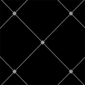 Клетка черная
