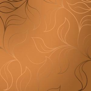 Листочки бронза