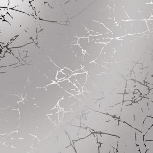 Треснувший лед серебро